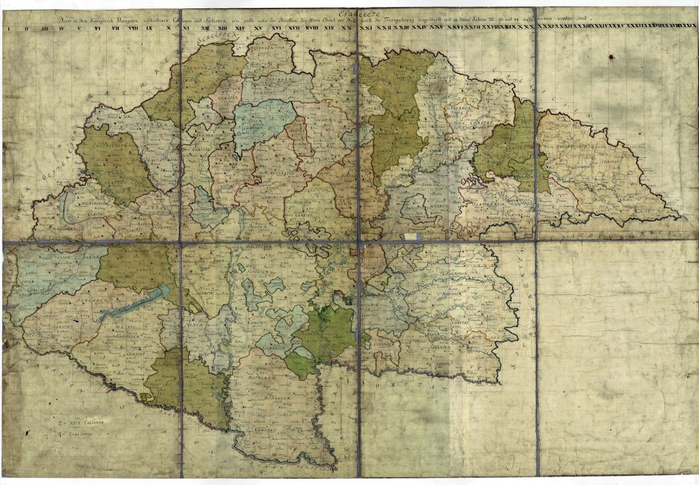 katonai térkép letöltés Polgári és katonai felmérés II. József korában | blog.oszk.hu katonai térkép letöltés
